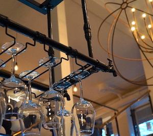 Resturanginredning restaurangkonst konst dekoration Laserskuret Skräddarsytt i metall WidalDesign