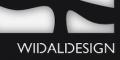 Logo utskuren mot vagg _
